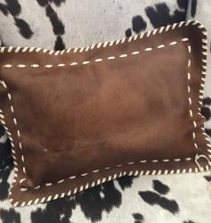 Cowhide-Boudoir-Pillow