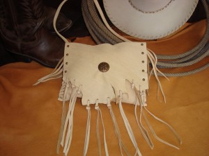 Palamino Leather Purse